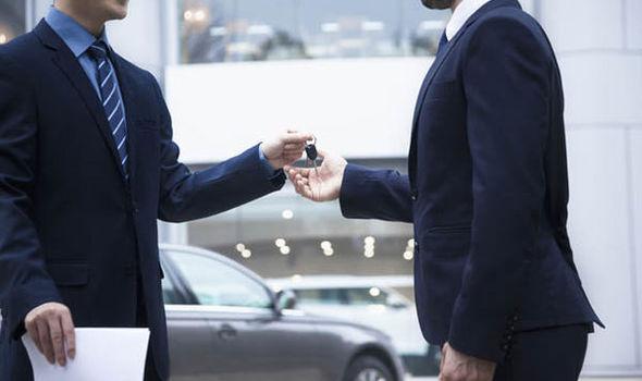 car dealership dealer